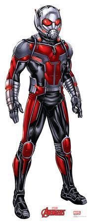 Ant-Man - Avengers Animated
