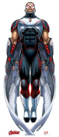 Falcon - Avengers Animated