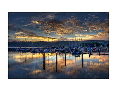 Seneca Lake Sunrise