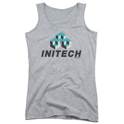 Juniors Tank Top: Office Space- Initech Logo