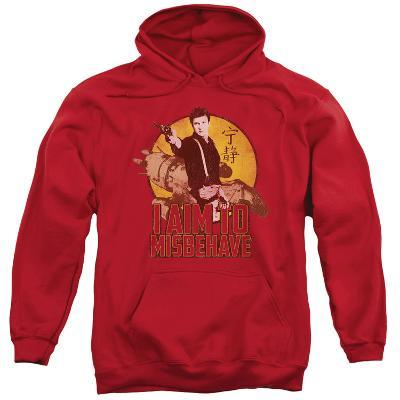 Hoodie: Firefly- Aim To Misbehave