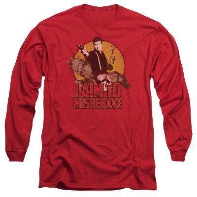 Long Sleeve: Firefly- Aim To Misbehave