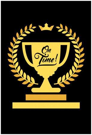 On Time Trophy