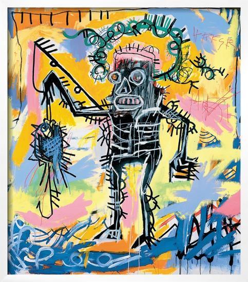 foto de Untitled, 1981' Posters - Jean-Michel Basquiat | AllPosters.com