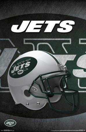 NFL: New York Jets- Logo Helmet 16