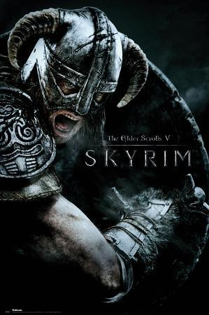Skyrim- Attack