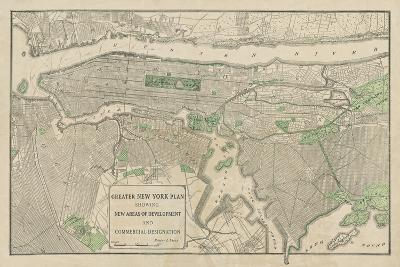 Plan of New York