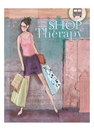 Parker Greenfield- Shop Therapy