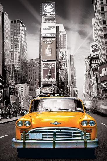 New York Yellow Cab Posters At Allposters Com
