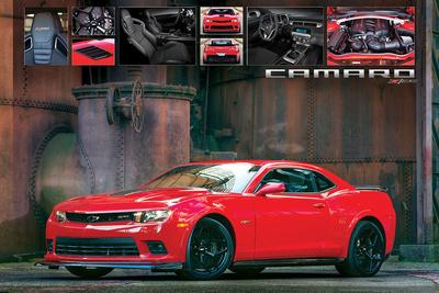 Chevrolet: Camaro- Detailed Z/28