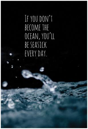 Become The Ocean