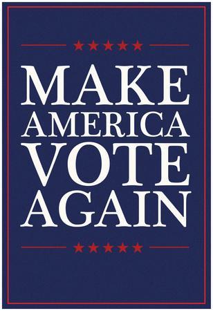 Make America VOTE Again - Navy