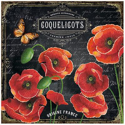 Coquelicots France