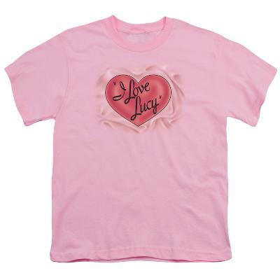 Youth: I Love Lucy-Classic Logo