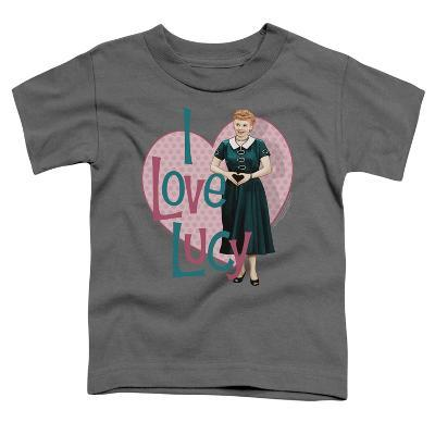 Toddler: I Love Lucy- Heart You