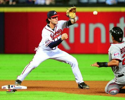 Dansby Swanson 2016 Action