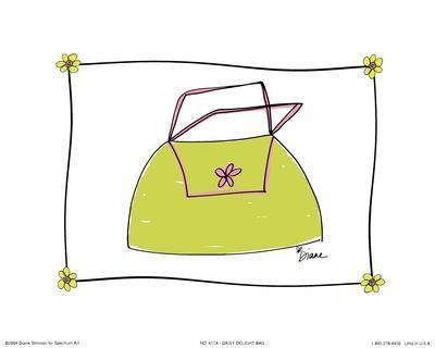 Daisy Delight Bag