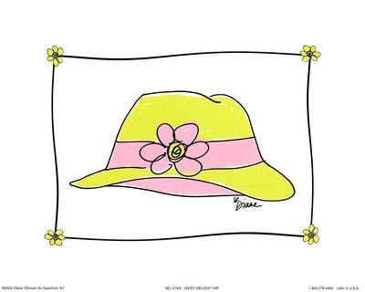 Daisy Delight Hat