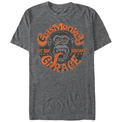 Gas Monkey- Hotrod Monkey Logo