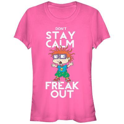 Women's: Rugrats- Freak Out