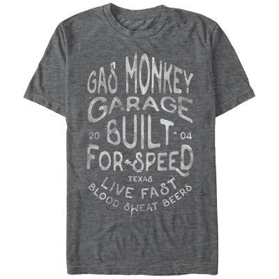 Gas Monkey- Built For Speed