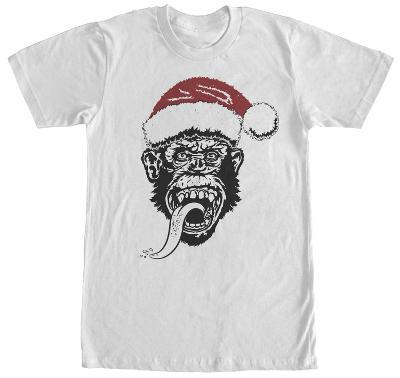 Gas Monkey- Santa Monkey