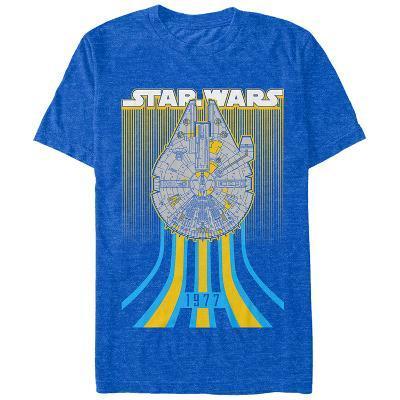 Star Wars- Falcon Speeding Since 77