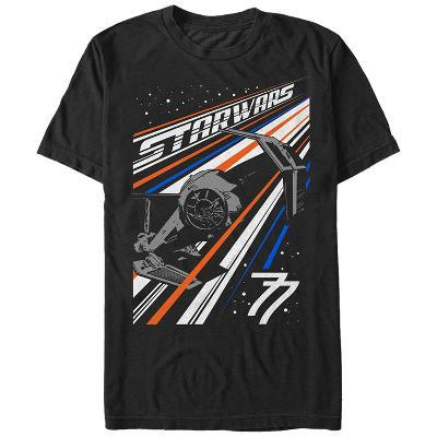Star Wars- Tie Fighter Flying Since 77