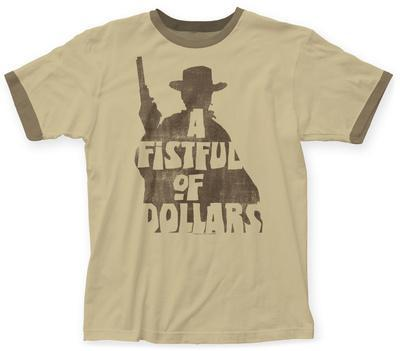 Fistful of Dollars- Silhouette