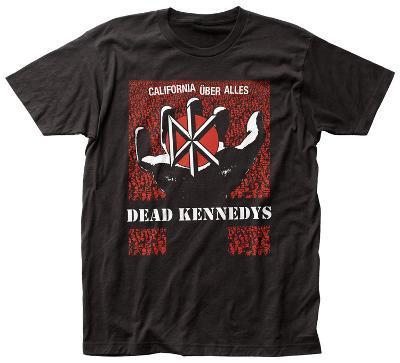 Dead Kennedys- California Uber Alles