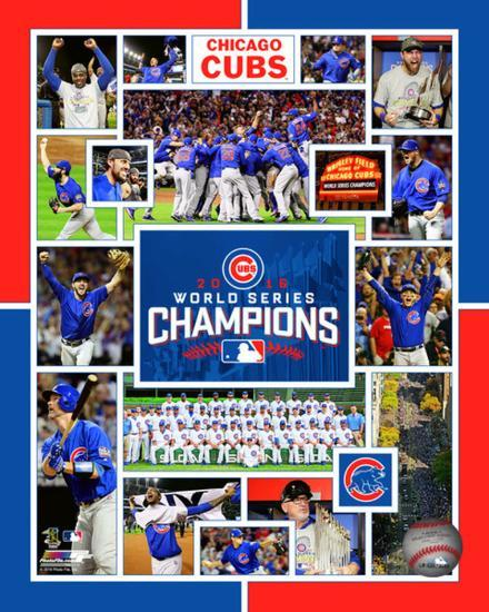 5ca316bb632 MLB  Chicago Cubs 2016 World Series Champions Composite Photo at  AllPosters.com