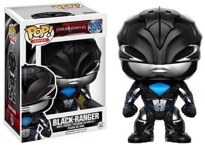 Power Rangers - Black Ranger POP Figure