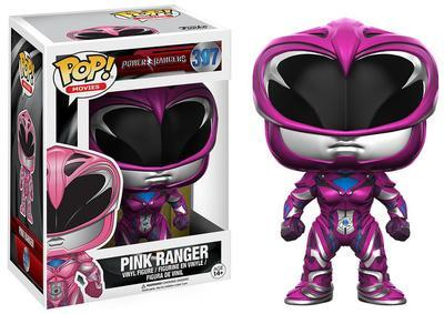 Power Rangers - Pink Ranger POP Figure
