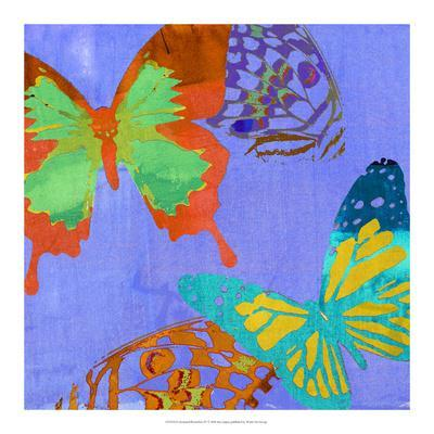 Saturated Butterflies IV