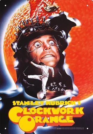 A Clockwork Orange - One Sheet
