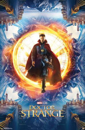 Doctor Strange- Portal Mandala