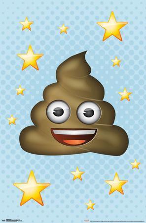 Emoji- Happy Poo