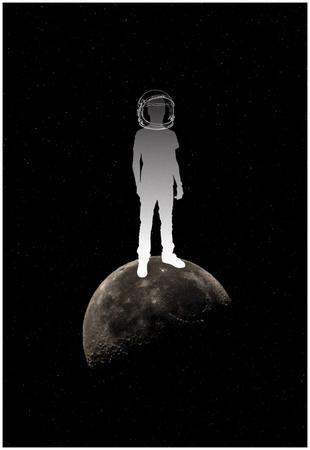 Kid On The Moon
