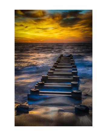 Outfall at Sunrise #2