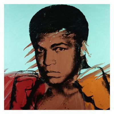Muhammad Ali, c. 1977