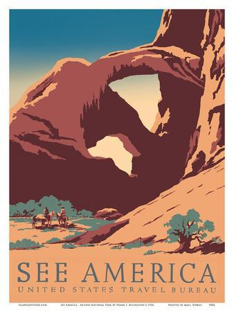See America - Arches National Park - United States Travel Bureau