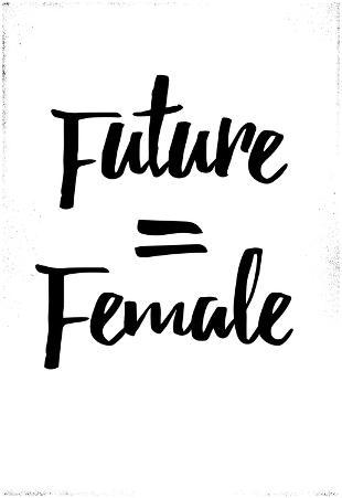 Future = Female BW