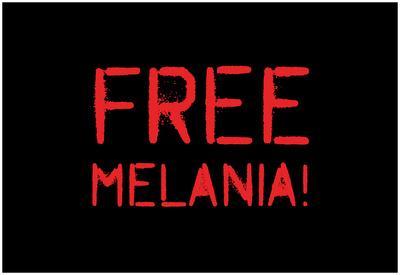 Free Melania! - RB