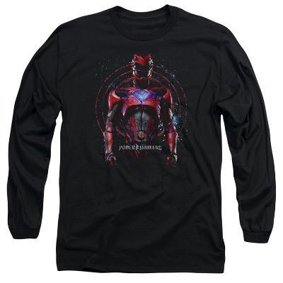 Long Sleeve: Power Rangers- Energized Red Ranger
