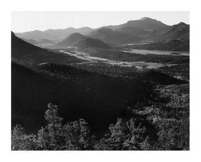 Rocky Mountain National Park, Colorado, ca. 1941-1942