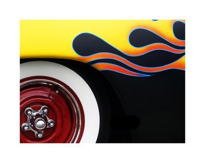 Hot Rod Flames