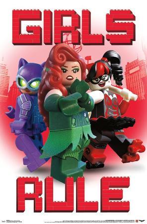Lego Batman- Girls