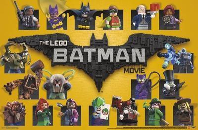 Lego Batman- Grid