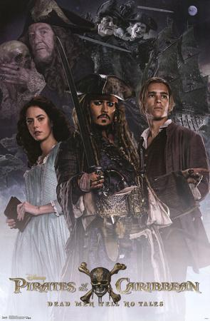 Pirates Of The Caribbean 5- Crew