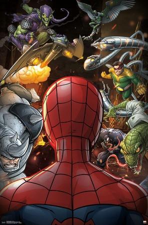 Spider-Man- Villains